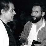 George Russell et Noël Balen. Jazz à Vienne 1987. Photo : Pascal Kober