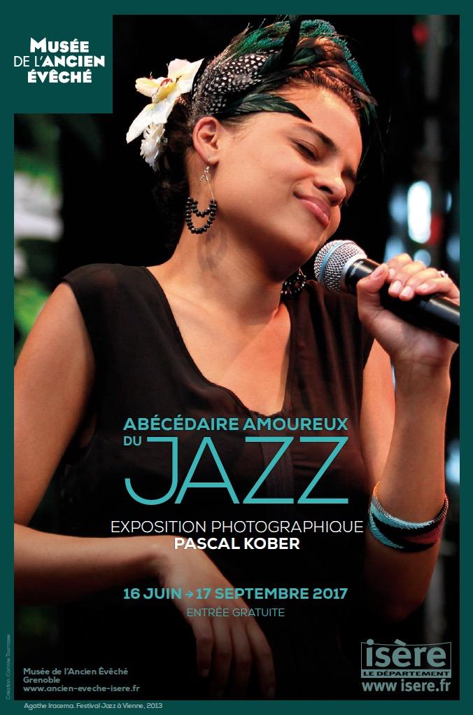 Agathe Iracema, Festival Jazz à Vienne, 2013. Photo : Pascal kober