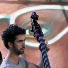 Simon Tailleu. Jazz à Vienne 2013. Photo : Pascal Kober