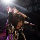 Youn Sun Nah. Jazz à Vienne 2013. Photo : Pascal Kober